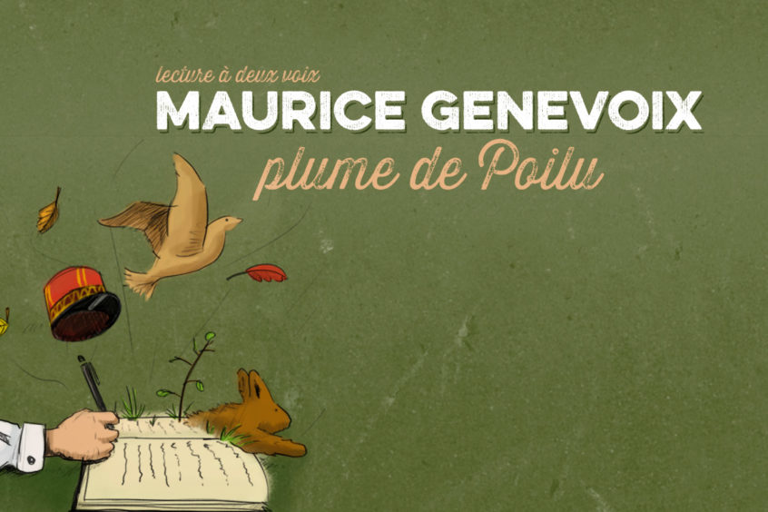 Maurice Genevoix image couverture