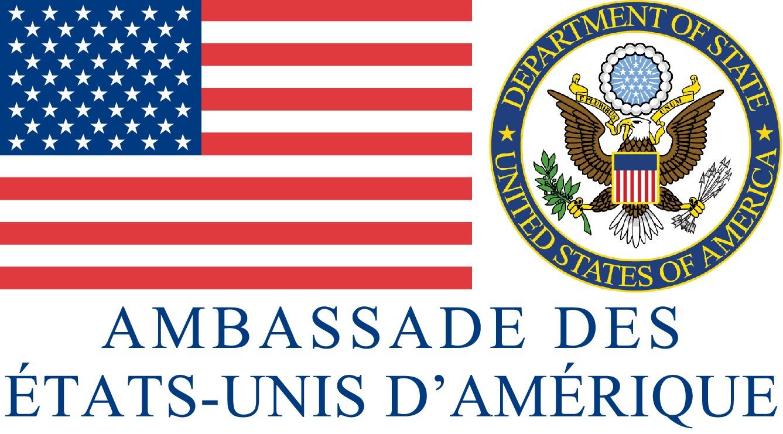 Avec le soutien de l'Ambassade des Etats-Unis d'Amérique en France